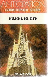 Couverture Babel bluff