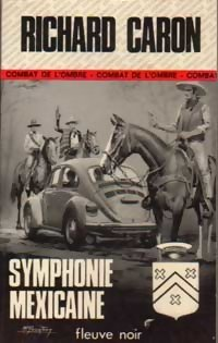 Couverture Symphonie mexicaine