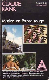 Couverture Mission en Prusse rouge