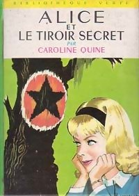 Couverture Alice et le Tiroir secret