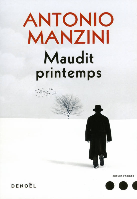 Couverture « Maudit printemps »