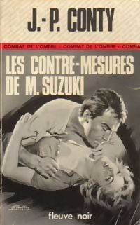 Couverture Les Contre-mesures de Mr Suzuki