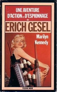 Couverture Marilyn Kennedy