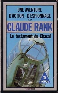 Couverture Le Testament du chacal
