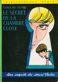 Couverture Le Secret de la chambre close
