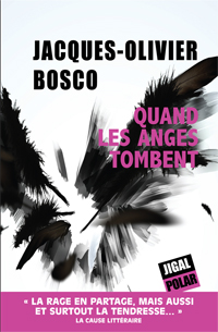 Couverture Quand les anges tombent