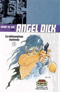 Couverture Angel Dick tome 1