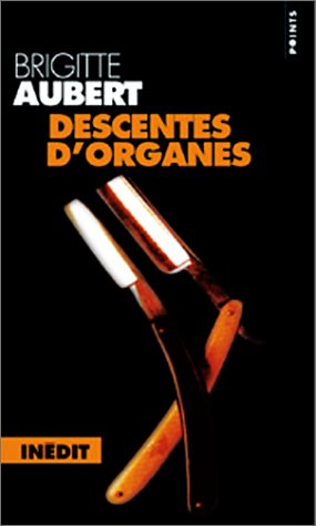 Couverture Descentes d'organes