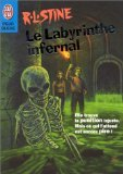 Couverture Le Labyrinthe infernal