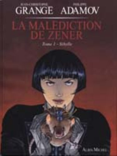 Couverture La Malédiction de Zener : Sybille