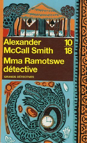 Couverture Mma Ramotswe détective