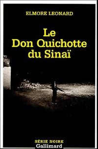 Couverture Le Don Quichotte du Sinaï