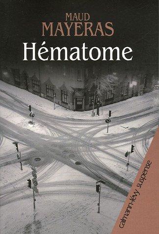 Couverture « Hématome »