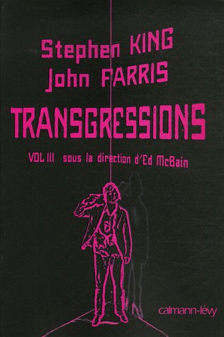 Couverture Transgressions : Tome 3