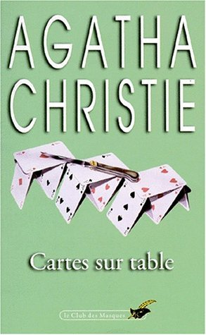 Couverture Cartes sur table