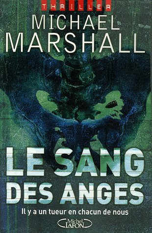 Couverture Le Sang des Anges Michel Lafon