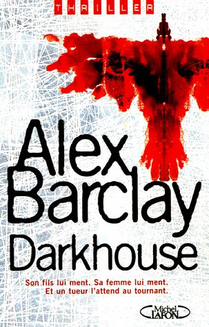 Couverture Darkhouse