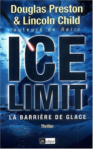 Couverture Ice Limit