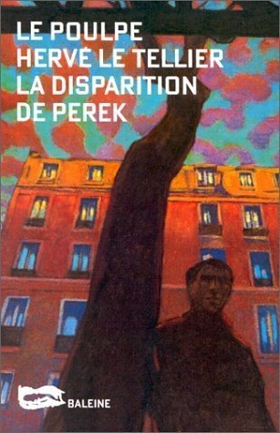 Couverture La Disparition de Perek