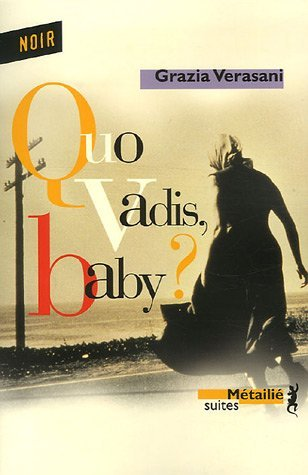 Couverture Quo vadis baby ?