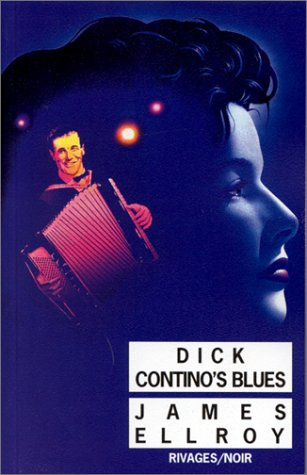Couverture Dick Contino's blues