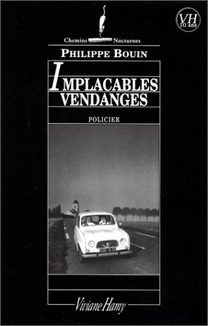 Couverture Implacables Vendanges