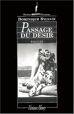 Couverture « Passage du d�sir »