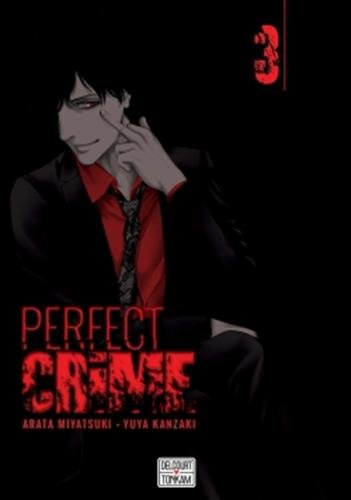 Couverture Perfect Crime tome 3