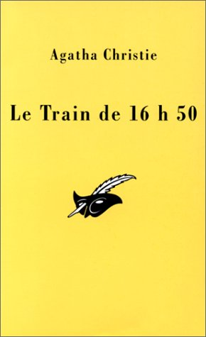 Couverture Le Train de 16h50