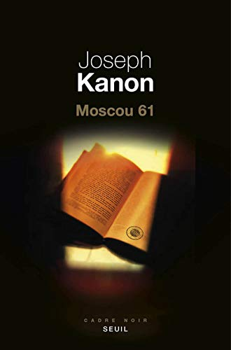 Couverture « Moscou 61 »
