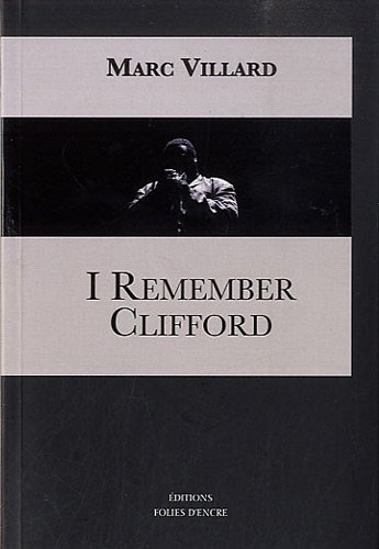 Couverture I Remember Clifford