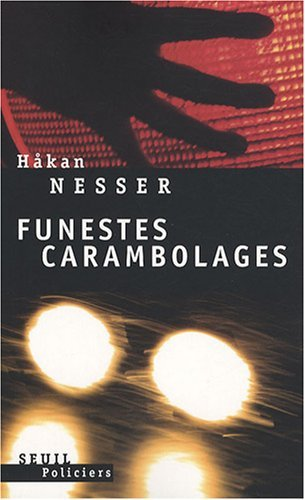 Couverture Funestes Carambolages