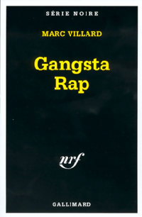Couverture Gangsta Rap