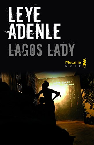 Couverture Lagos Lady