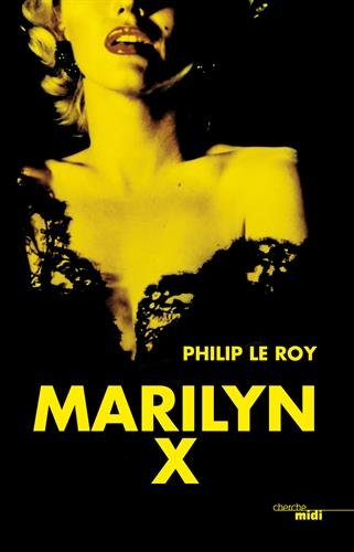 Couverture Marilyn X