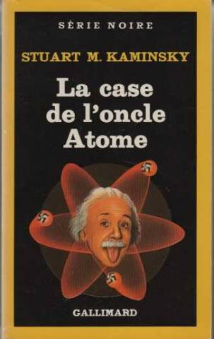 Couverture La Case de l'oncle Atome