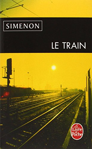 Couverture Le Train