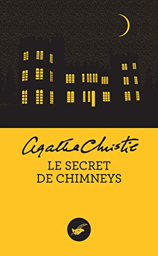 Couverture Le Secret de Chimneys