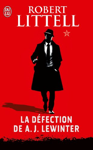 Couverture La Défection de A.J. Lewinter