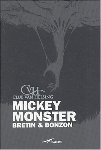 Couverture Mickey Monster