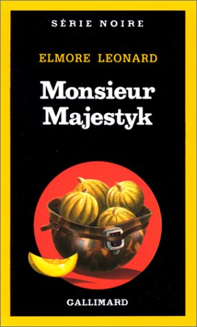 Couverture Monsieur Majestyk