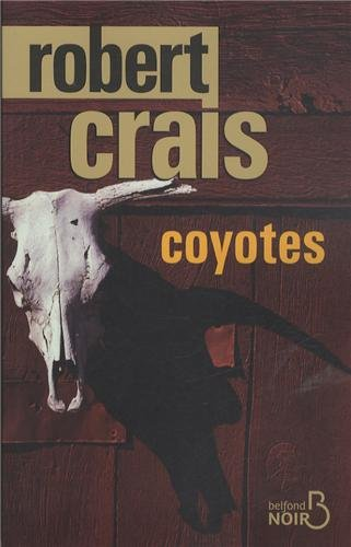 Couverture Coyotes Belfond