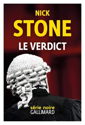 Couverture Le Verdict