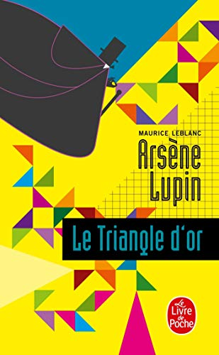 Couverture Le Triangle d'or
