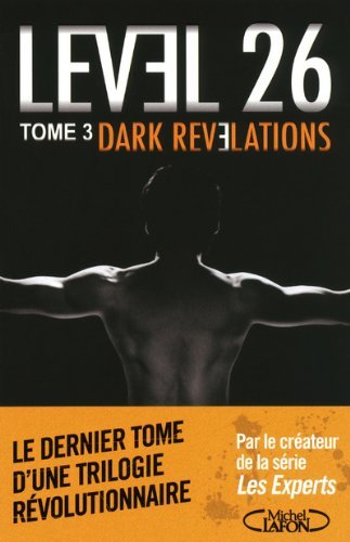 Couverture Dark Revelations