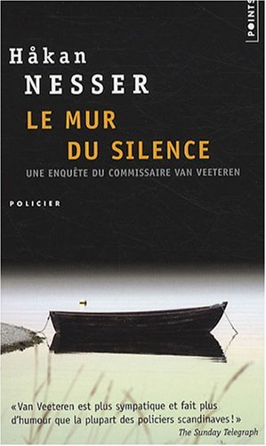 Couverture Le Mur du silence Points