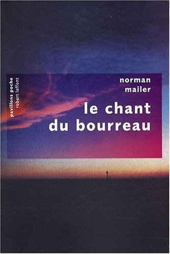 Couverture Le Chant du bourreau Robert Laffont