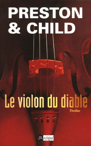 Couverture Le Violon du Diable