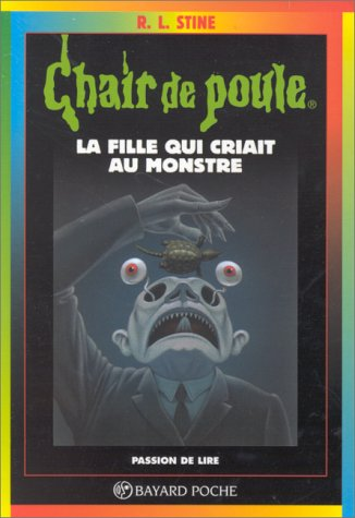 Couverture La Fille qui criait au monstre
