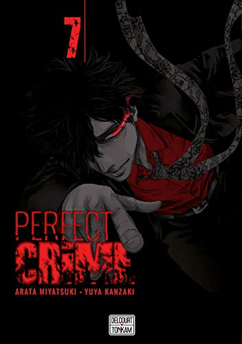 Couverture Perfect Crime tome 7